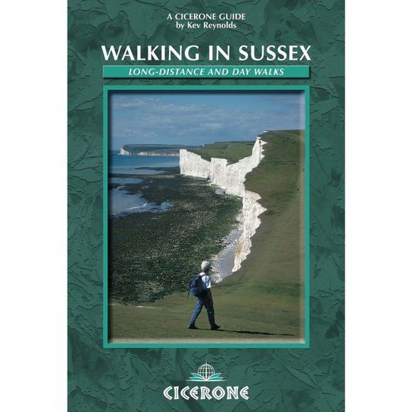 Cicerone Walking in Sussex No Colour