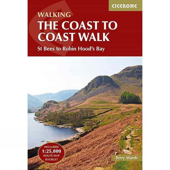 Walking The Coast to Coast Walk: St Bees to Robin Hoods Bay