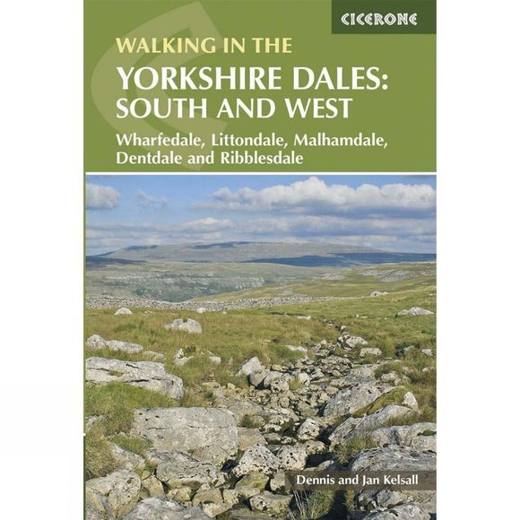Cicerone The Yorkshire Dales: South and West 2nd ed , April 2017