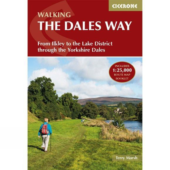 Cicerone The Dales Way : From Ilkley to the Lake District 3rd Edition, April 2018