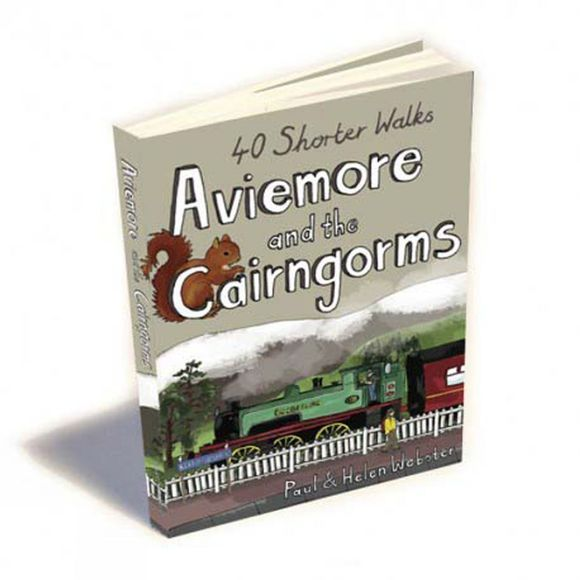 Pocket Mountains Ltd Aviemore and the Cairngorms: 40 Shorter Walks No Colour