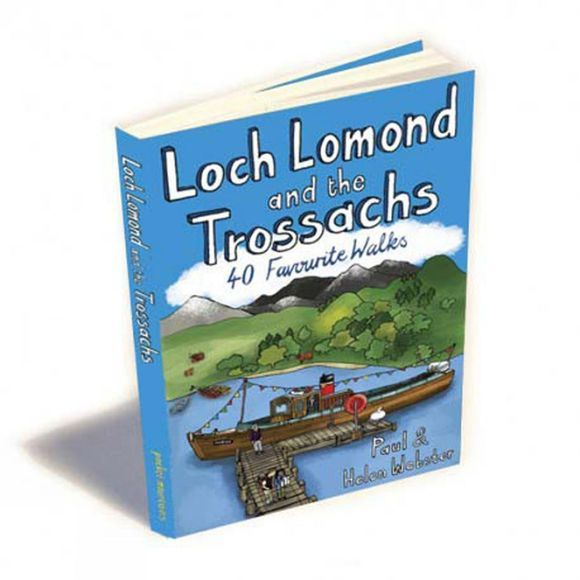 Pocket Mountains Ltd Loch Lomond & the Trossachs: 40 Favourite Walks No Colour