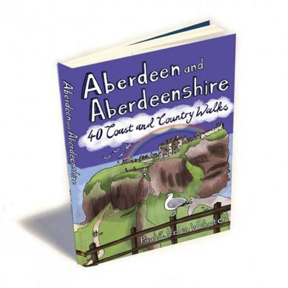 Pocket Mountains Ltd Aberdeen and Aberdeenshire: 40 Coast and Country Walks No Colour