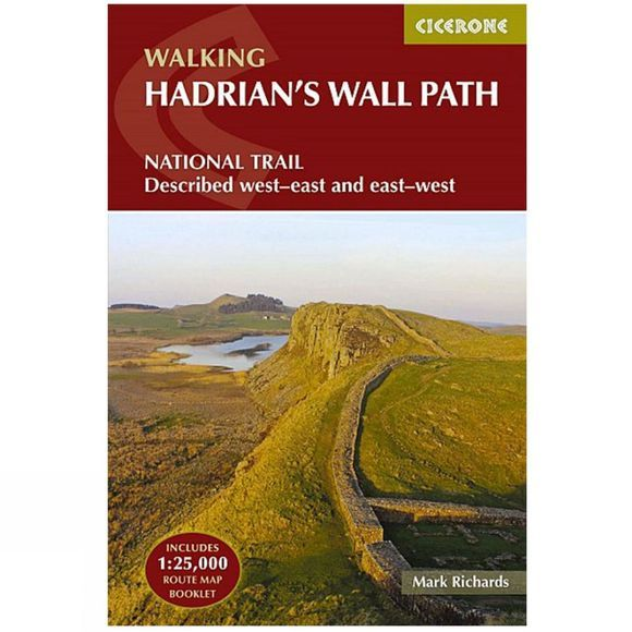 Cicerone Hadrian's Wall Path: West-East & East-West 3rd Edition