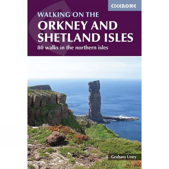 Cicerone Walking on the Orkney and Shetland Isles 2nd ed, Apr 2016