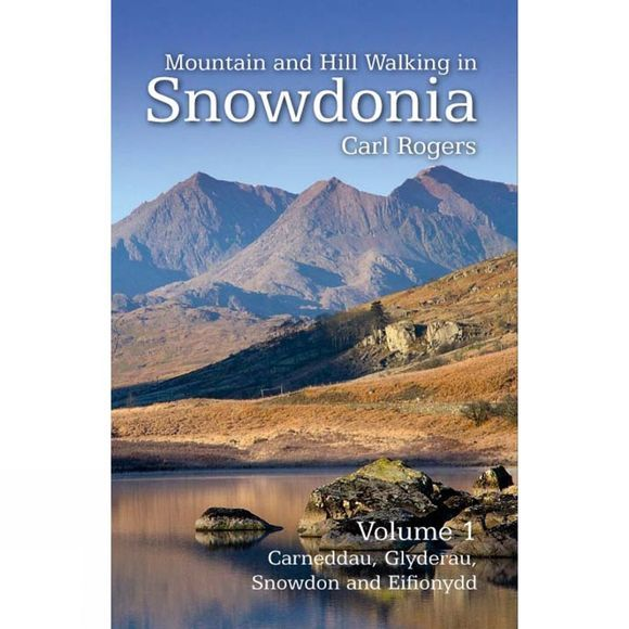 Mountain & Hill Walking in Snowdonia Vol 1