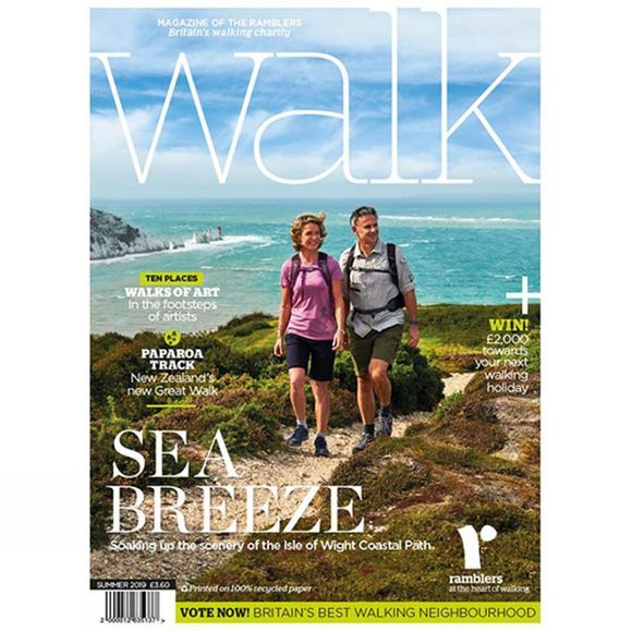 Ramblers Walk Magazine Summer 2019