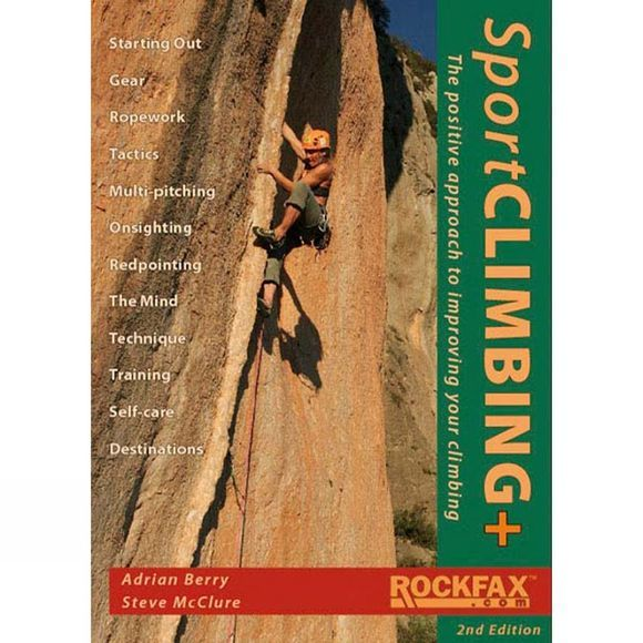 Rockfax Sport Climb+ Guide No Colour