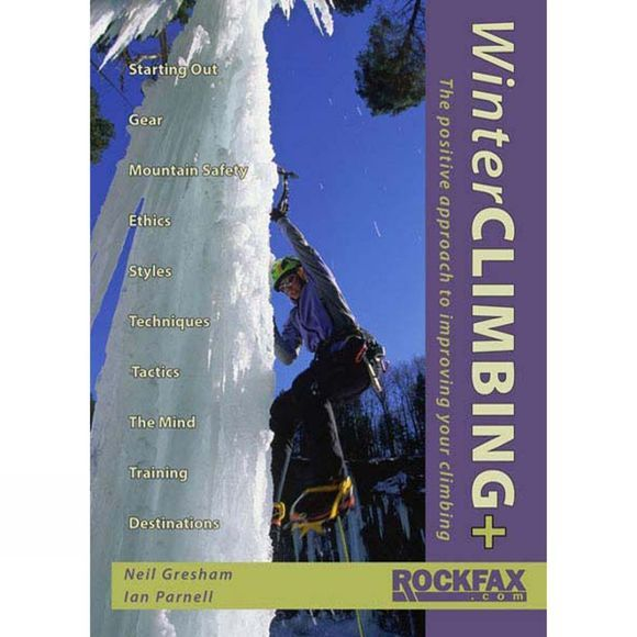 Rockfax Winter Climbing+ Guide No Colour