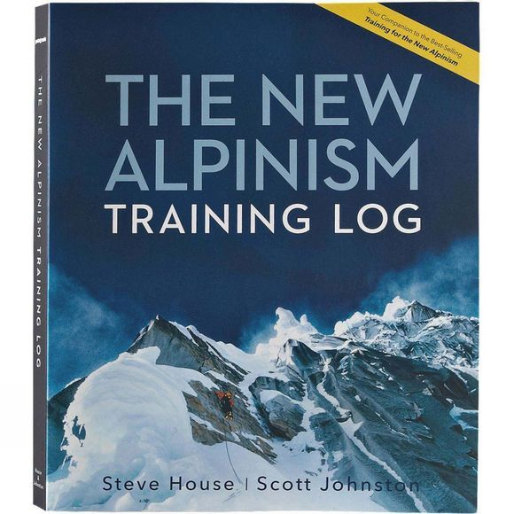 Patagonia The New Alpinism Training Log 1st Edition