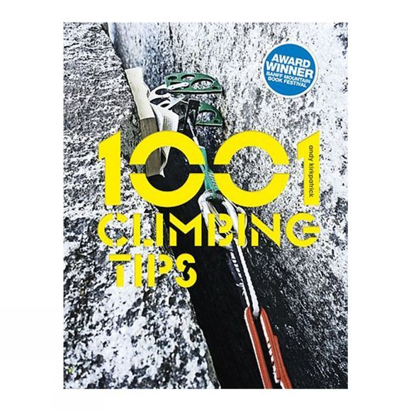 Vertebrate Publishing 1001 Climbing Tips 1st Edition