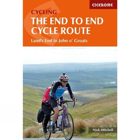 Cicerone Cycling the End to End Cycle Route 2nd ed, Apr 2016