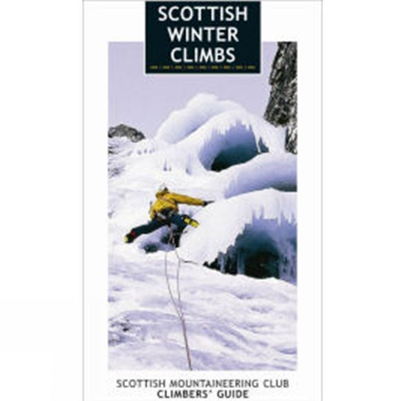 Scottish Mountaineer Scottish Winter Climbs No Colour