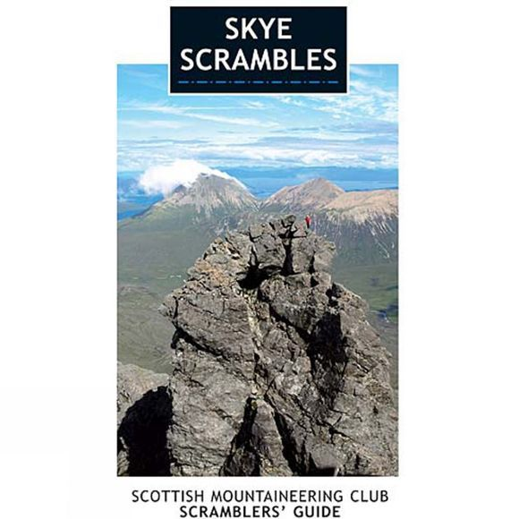Scottish Mountaineer Skye Scrambles No Colour