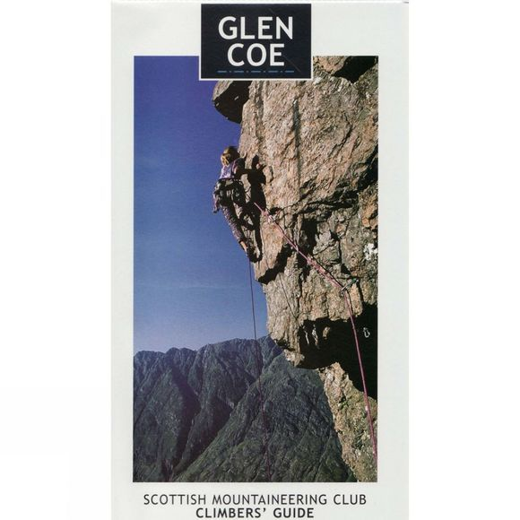 SMC - Guidebooks Glen Coe Climber's Guide No Colour