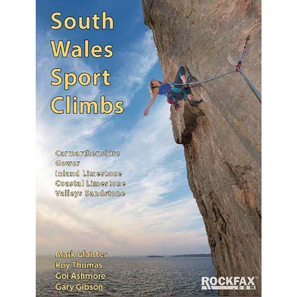 Rockfax South Wales Sports Climbs 1st Ed