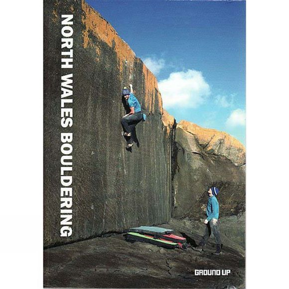 North Wales Bouldering 2nd edition