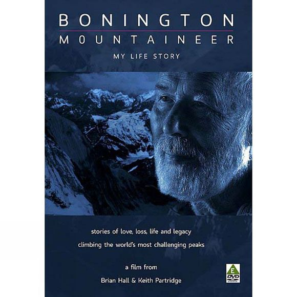Vertebrate Publishing Chris Bonington Mountaineer 2016