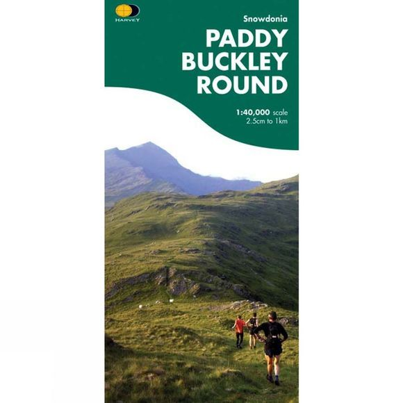 Paddy Buckley Round Map 1:40K