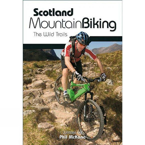Vertebrate Publishing Scotland Mountain Biking: The Wild Trails No Colour