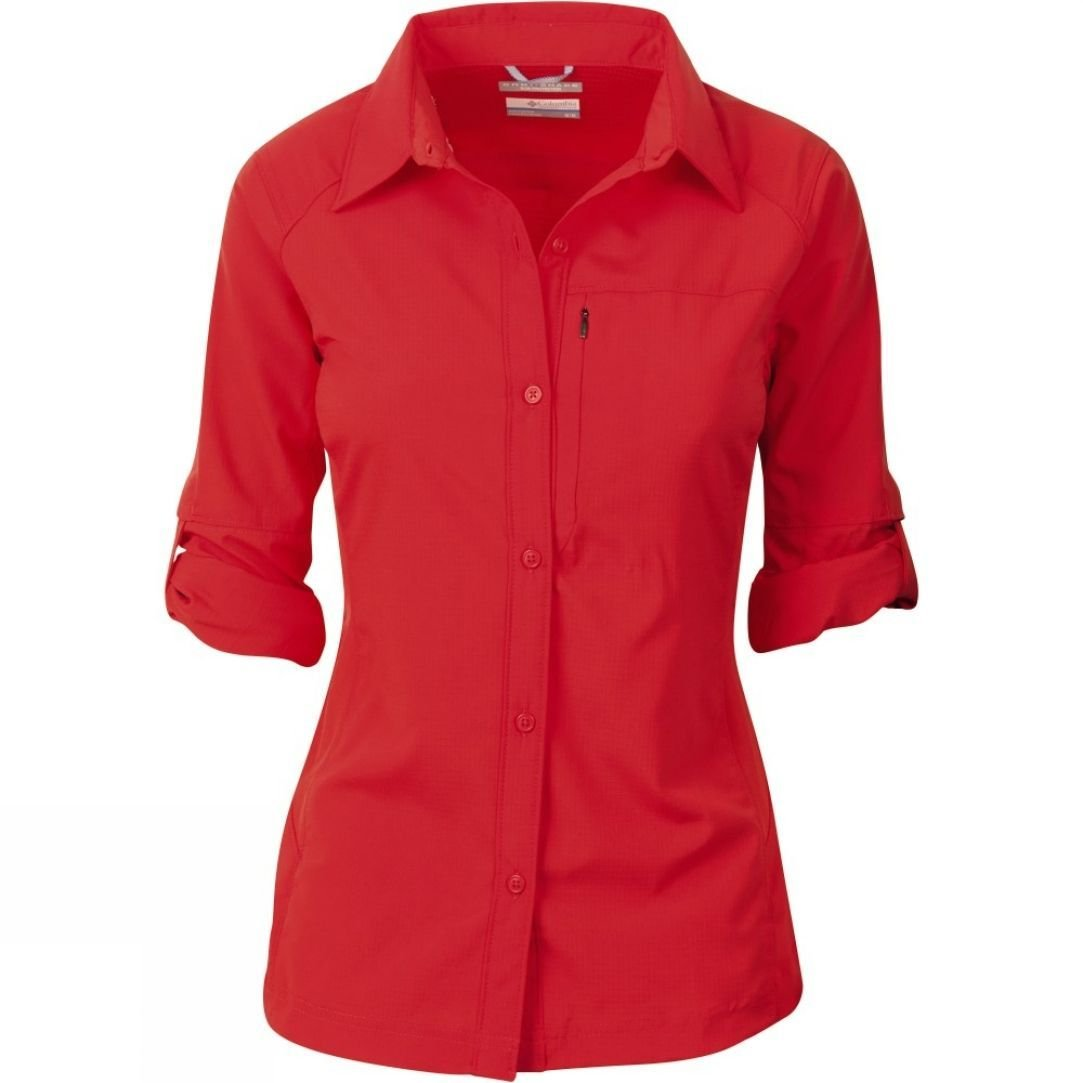 17b0788f593 Columbia Womens Silver Ridge Long Sleeve Shirt | Order From The Experts |  Cotswold Outdoor