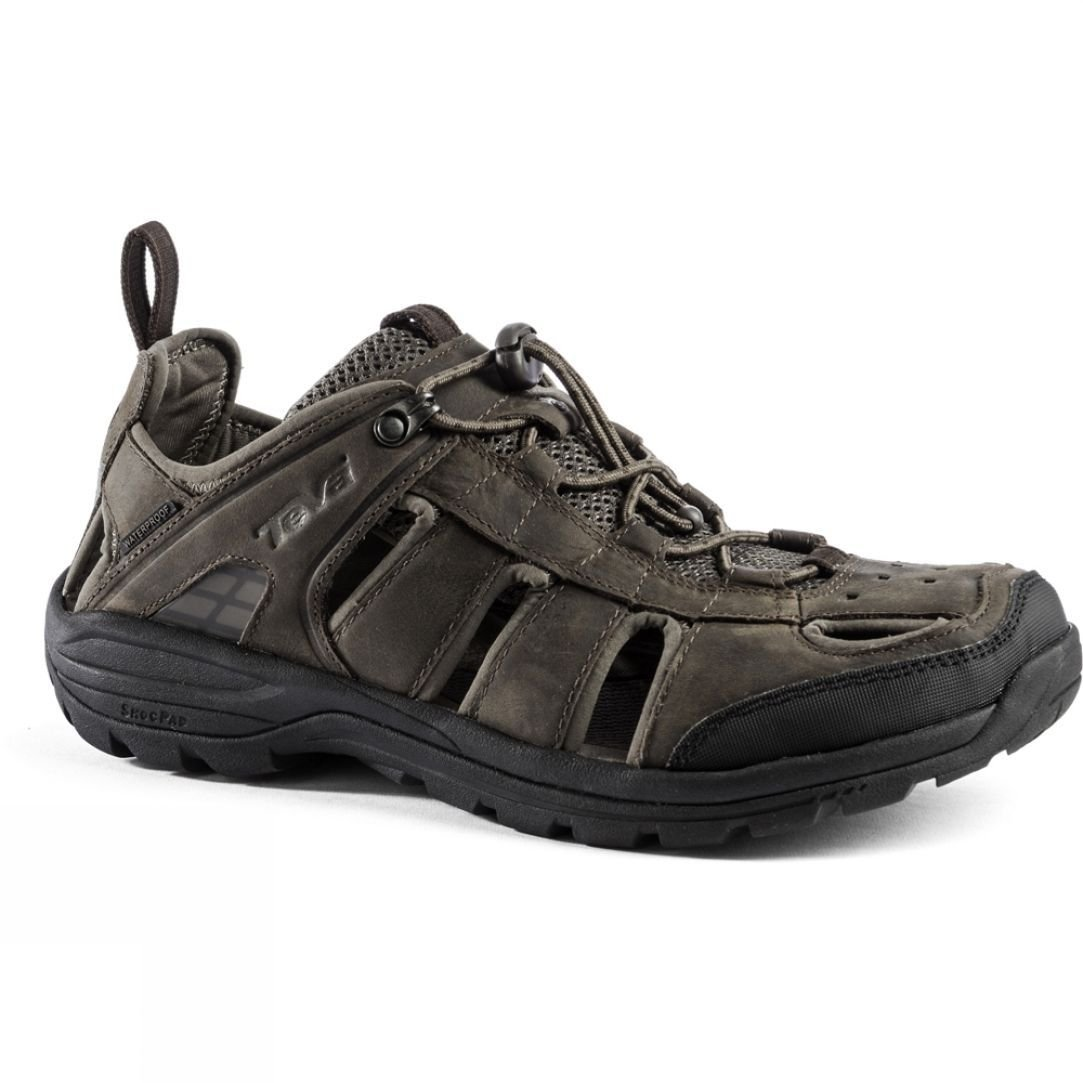 e66625d227c4 Teva Mens Kimtah Leather Sandal