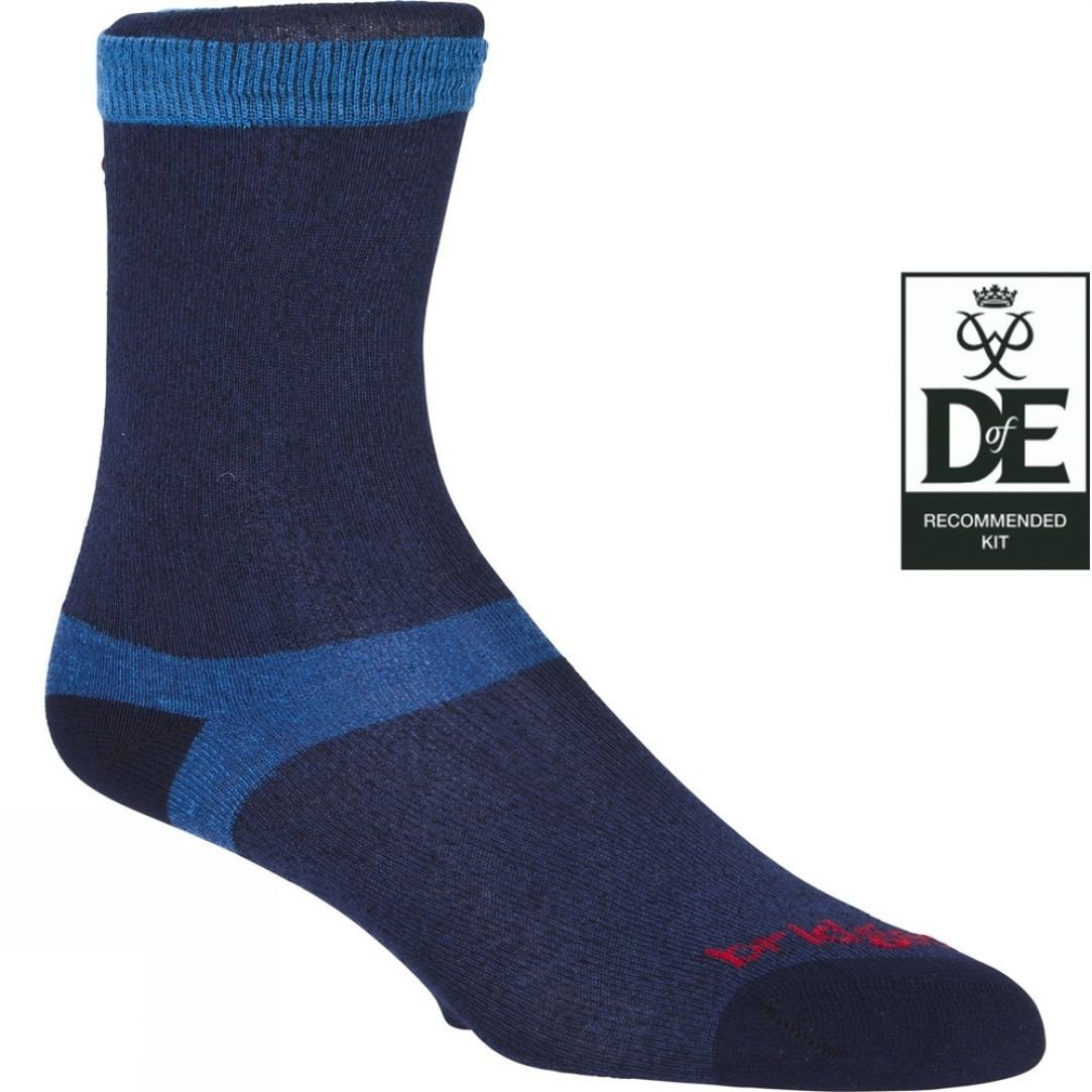 Bridgedale Womens Everyday Outdoors Coolmax Liner Sock (Twin Pack) |  Cotswold Outdoor