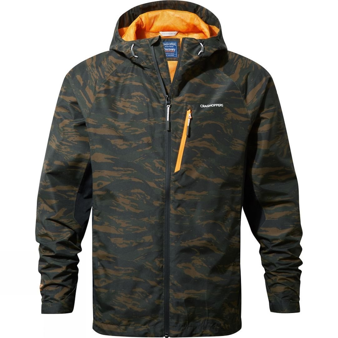 1b0ba003f574f Craghoppers Mens Discovery Adventures Waterproof Jacket | Order From The  Experts | Cotswold Outdoor