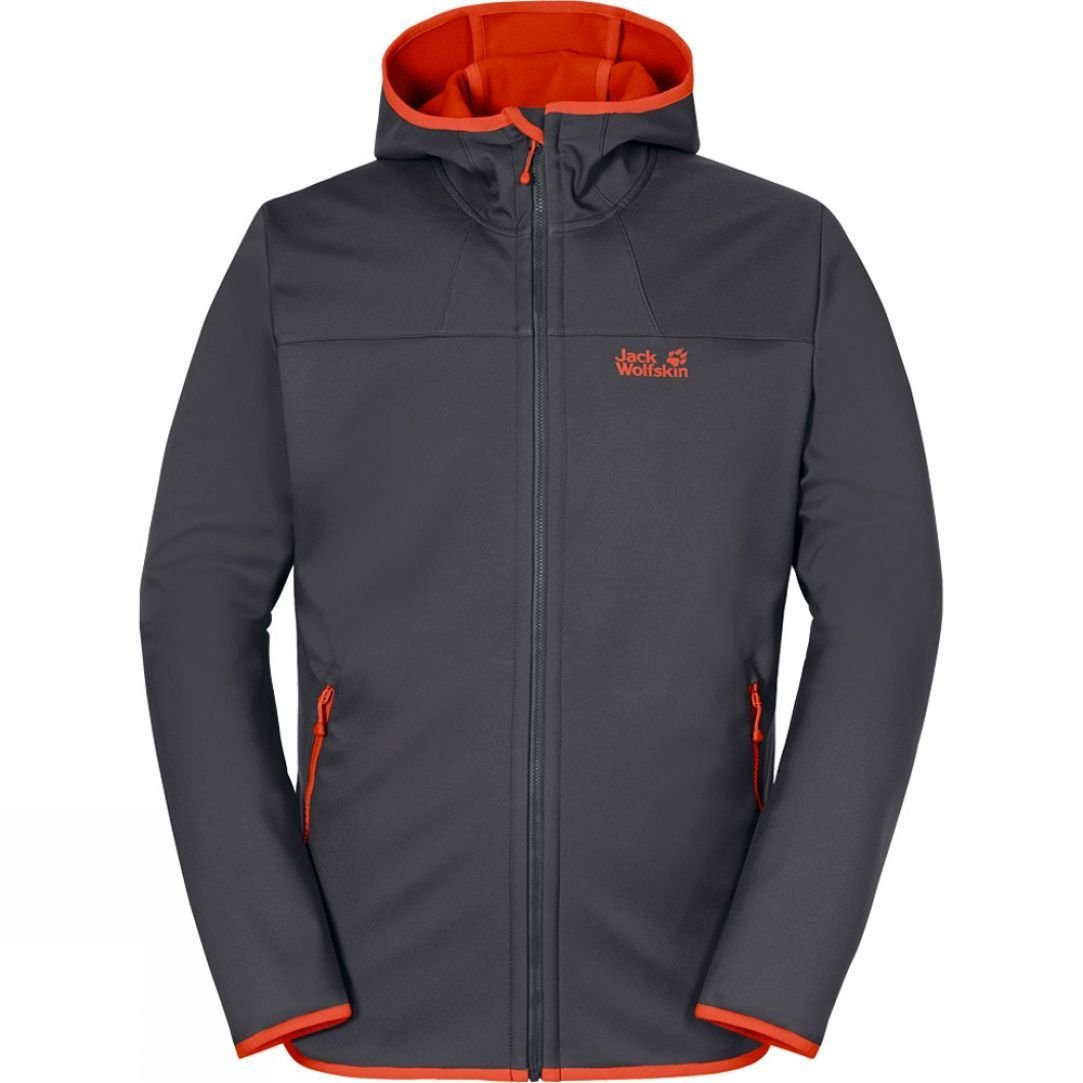 b8182203494 Jack Wolfskin Mens Grand Valley Softshell Jacket | Order From The Experts |  Cotswold Outdoor