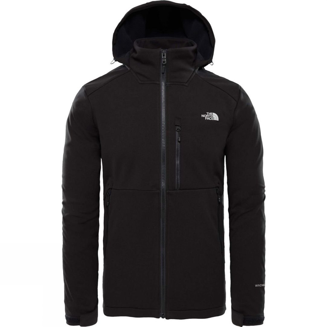 The North Face Mens Kabru Softshell Hooded Jacket  5d9e60df8