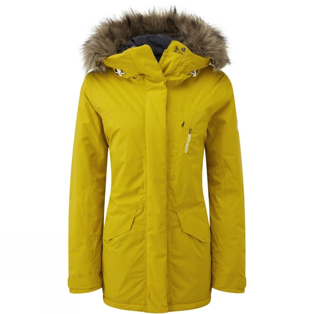 Didriksons Meja Parka Ladies Jacket available from Blackleaf