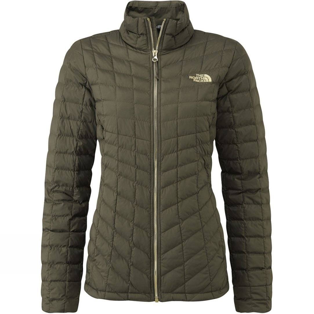9d2a7195d4 The North Face Womens ThermoBall Full Zip Jacket