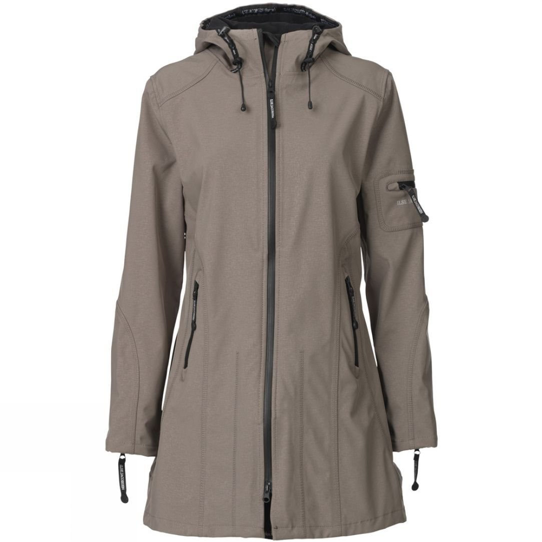 b3e63da6df04 Ilse Jacobsen Womens Rain07 3/4 Rain Coat | Order From The Experts |  Cotswold Outdoor