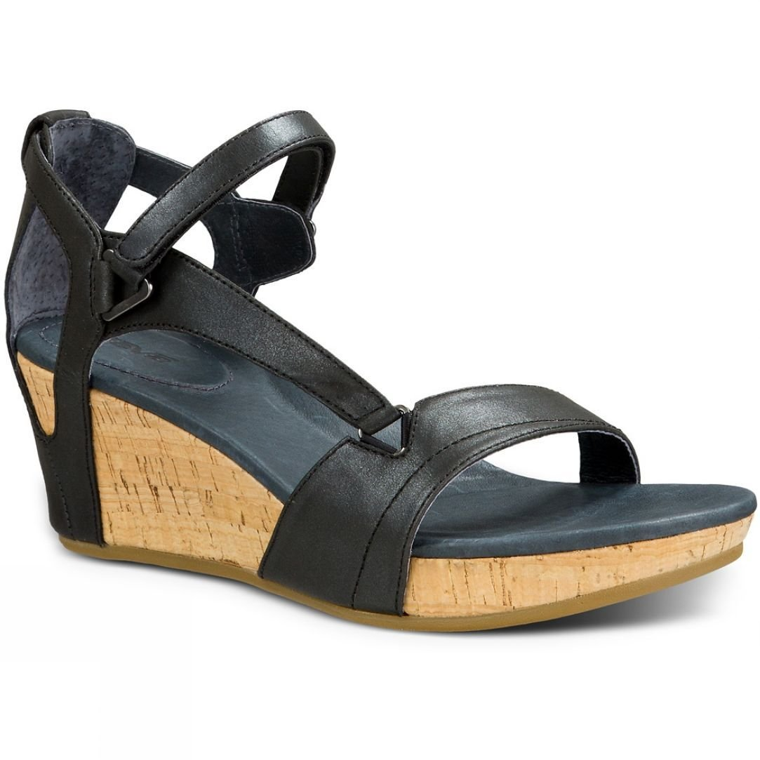 2d28104ef Teva Womens Capri Wedge Sandal