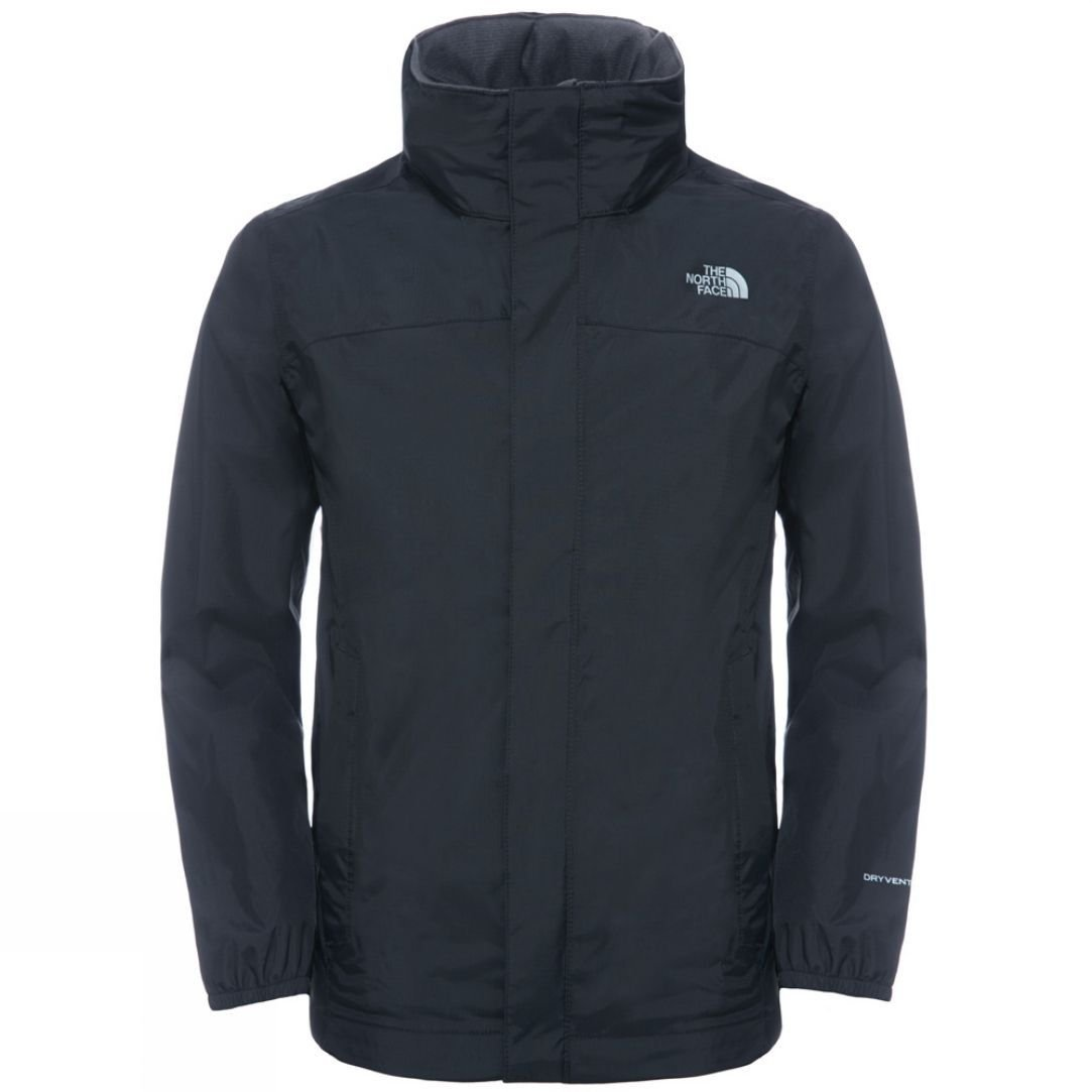 3029be82f64b The North Face Boys Resolve Reflective Jacket
