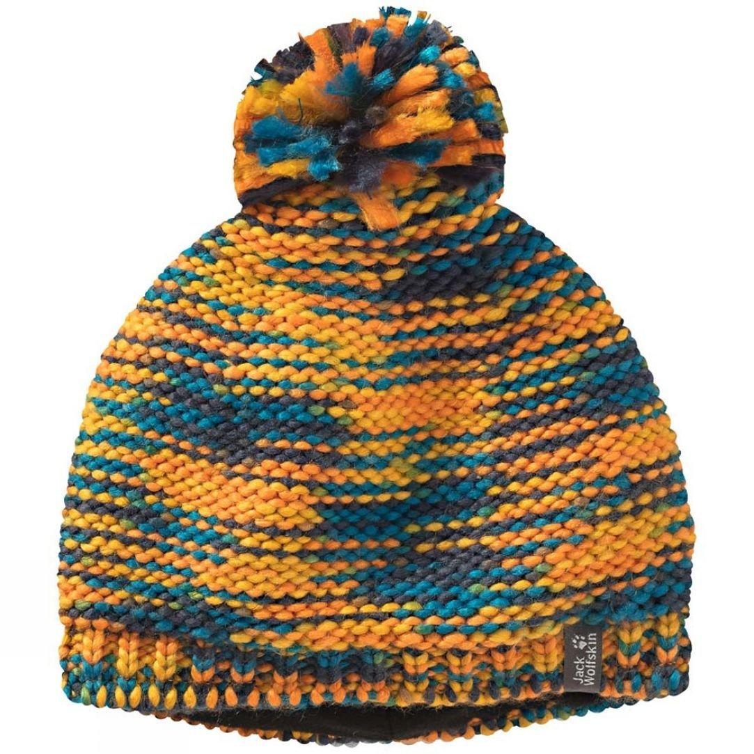 b35d7778ea5 Jack Wolfskin Kids Kaleidoscope Knit cap